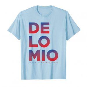 DE LO MIO Dominican Republic T-Shirt (1)