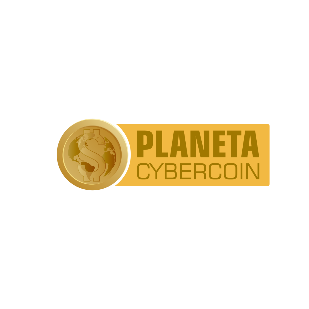 Logo Planeta Cyber Coin