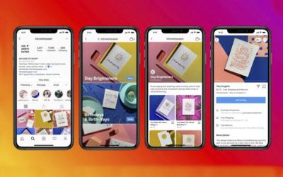 Introducción a Facebook Shop: Ayudando a las pequeñas empresas a vender en línea
