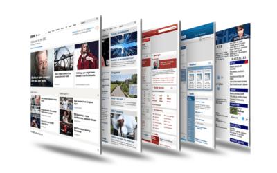 Tipo de paginas web según tu tipo de negocio, actividad profesional o personal